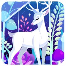 Terrarium Deer